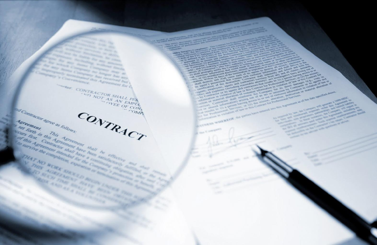 Contract Law Information